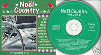 NOEL COUNTRY Volume 2 (CD 1998) Quebec French Christmas La Bolduc Andre Breton+