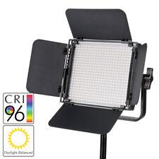 LED Daylight Lighting Panel Super Bright CRI95 Interview Video Lights 5500K 36W