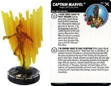 Marvel Heroclix-Tierra X-Capitán Marvel #067 - Ultra-Chaser Chase Raro