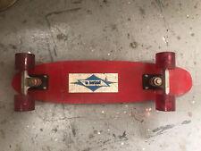 Skate Barland Vintage 1990 Français  Acs580 Roue Nude 60m NOS Neuve