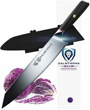 DALSTRONG Chef Knife - Phantom Series Gyuto - Japanese AUS8 Steel - 9.5'' -