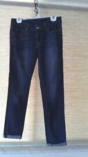 BANANA REPUBLIC Ladies Classic Skinny Fit Blue Jeans Size 6