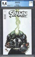 SPAWN #185 (Capullo Variant) CGC 9.4 NM / Image Comics / Todd McFarlane