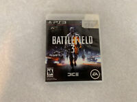Battlefield 3 PLAYSTATION 3 (PS3) Shooter (Video Game) online Multiplayer