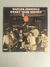 Waylon Jennings Honky Tonk Heroes Lp 2013 Fat Possum Vinyl Rare Sealed New