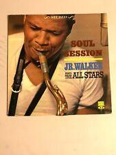 JR Walker And The All Stars Soul Session LP Vinyl