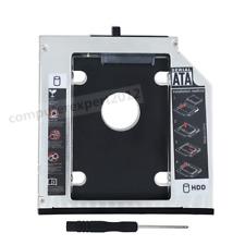 2nd Hard Drive HDD HD SSD Caddy for IBM Thinkpad T510 T510i T520 T520i W510 W520