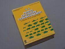 NATO Division Commander - Simulations Publications SPI - UP- Complete + Bonus