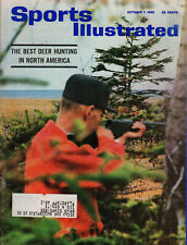 October 7, 1963 The Best Deer Hunting In North America Sports Illustrated