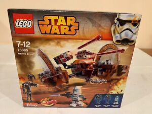 Star Wars Lego Hailfire Droid #75085 Brand New Unopened Set