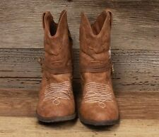 Stevies Womens Western Cowboy Boots Auction sz. 5