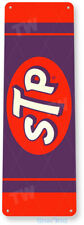 Stp Gas Oil Sign, Station, Garage, Auto Shop, Retro Rustic Tin Sign C838