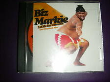 """CD  Biz Markie feat Elephant Man """"Let Me See You Bounce (3 Mixes)"""" Groove Attack"""