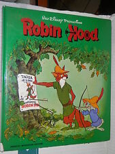 ROBIN HOOD Walt Disney Productions Mondadori 1974 Le pietre preziose narrativa