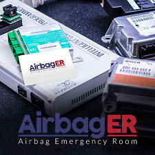 SRS AIRBAG CRASH DATA RESET/UNLOCK SERVICE