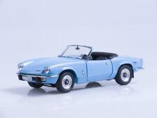 Scale model 1/18 1970 Triumph Spitfire MK IV Open Convertible - Wedgwood Blue