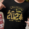 Merry Christmas Happy 2021 New Year t-shirt Christmas tshirt, holiday countdown