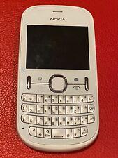 New Nokia Asha 201 - Pearl White (Unlocked)