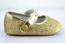 Tommy Hilfiger Babyschuhe Schuhe Ballerina Halbschuhe Gold Gr. 18