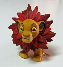 Lion King Simba Christmas Ornament Grolier Collectibles Disney