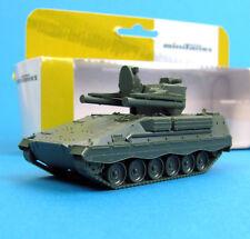 Minitanks H0 476 FLAK-RAKETEN-PANZER ROLAND Bundeswehr HO 1:87 Roco Herpa 740555