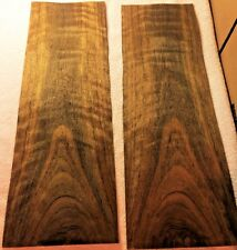 """+ Mozambique Veneer – Rare and Exotic- figured """"Aaa� 7� x 24� 9 pcs. avail. Raw"""
