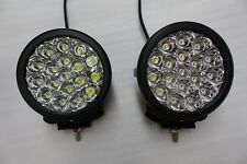 #3002017 Ford Ranger Raptor 7 Inch Round LED Driving Lights Spotties Intensity