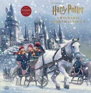 New: HARRY POTTER - Hogwarts Christmas Pop-Up Book / Advent Calendar