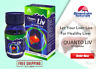 QUANTO LIV Herbal Liver Care Repair Cleanse Detox Fatty Alcoholic Liver Health