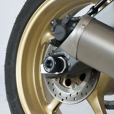 Yamaha YZF R6 2007 R&G Racing Swingarm Protectors SP0035BK Black