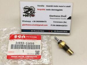 34850-33E00 Nuovo Suzuki GSX-R750 GSX-R600 termometro temperatura acqua sensore
