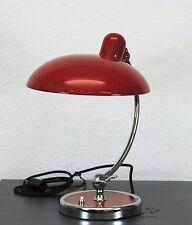 Lampe / BAUHAUS - Christian Dell: Tischleuchte  Kaiser idell 6631 Rot Luxus
