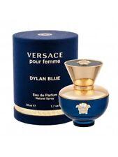 Versace Dylan Blue Pour Femme (for her) Eau De Parfum perfume 50ml AUTHENTIC
