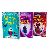 Elsie Pickles Series 3 Books Collection Set Pack By Kaye Umansky Witches Set NEW