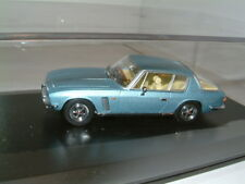 1/43 JENSEN INTERCEPTOR MK1 IN CRYSTAL BLUE METALLIC  `OXFORD `
