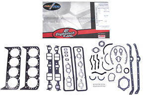 Full Engine Gasket Set for 1970-1980 Chevrolet SBC 400 6.6L V8 Car Truck