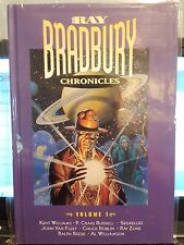 Ray Bradbury Chronicles Volume 1 (Hardcover) Volume 2 and 3 (paperback)