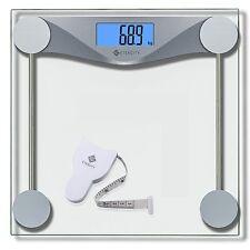 Etekcity® 4074C-Báscula de Baño Digital de Alta Medición Precisa 180kg / 400lbs