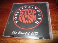 V/A - Stop Racism Anti-Racist Action The Benefit CD 1999 ALKALINE TRIO H2O LTJ