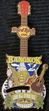 Hard Rock Cafe BANGKOK 2012 City Tee T-Shirt GUITAR Series V8 PIN - HRC #66053