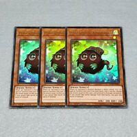 3x Yugioh Performapal Kuribohble AC19 1st Edition Ultra Rare Card Playset NM