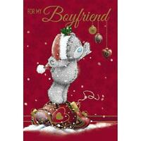 Boyfriend Me to You Bear Christmas Cards