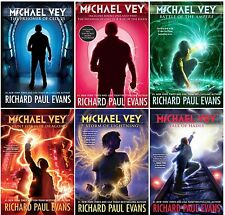 Michael Vey Series Collection Set Books 1-6 Paperback By Richard Paul Evans New!