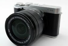 Fujifilm X-M1 16.3MP 16-50mm Lens Kit [Exc+++] w/8GB SD Card,Strap [189]