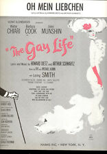 """THE GAY LIFE Broadway Show """"Oh Mein Liebchen"""" Barbara Cook"""
