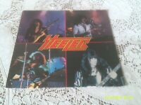 STEELER. SELF TITLED. SHRAPNEL. 1007. 1983. FIRST PRESSING.