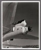 BOEING B-52 STRATOFORTRESS JET BOMBER LARGE VINTAGE PHOTO USAF 16