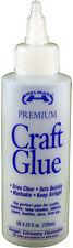 Helmar Premium Craft Glue 4.23 fl.oz. Permanent Quick Dry