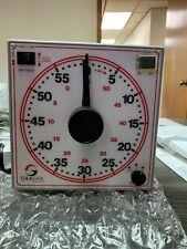 "GraLab Model 171 60 Minute General Purpose Timer, 7-1/2"" Length x 7-1/2"""