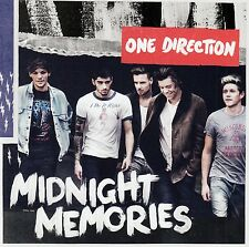 ONE DIRECTION : MIDNIGHT MEMORIES / CD - TOP-ZUSTAND